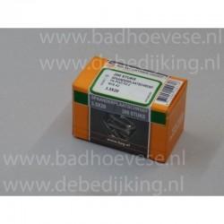 Lijmbak      ELBO RVS    150 mm