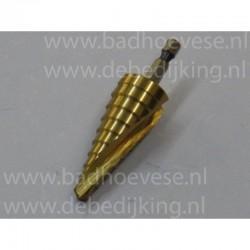 Nemef kastslot KLAV  1256 2-50 mm