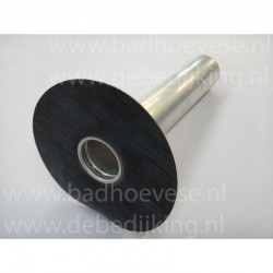 boldraadrooster gegalv.  150 mm