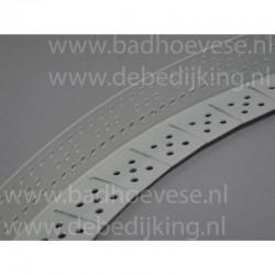 Dreentegel grijs glad     35 mm