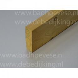 rol ribbeldrain polyprop   80 mm