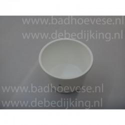 Plastic lijmbocht 75 mm