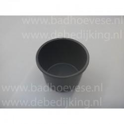 Plastic lijmbocht 110 mm
