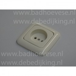 Plastic buis Ecomar   40 mm