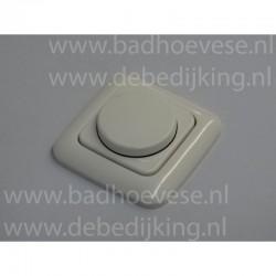 Plastic buis Ecomar   50 mm