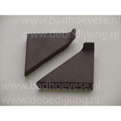 GB Hoekanker met ril 150x150-60x2.5
