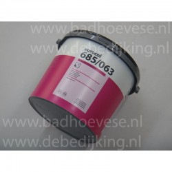 Dinky PVC beton stelring   30 mm