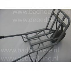 BPG  Slotbout Moer  M6 X 60
