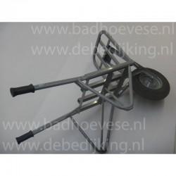 BPG  Slotbout Moer  M6 X 80
