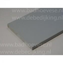 Flexibele aluminium afvoerslang 3 m