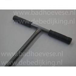 Lijmbak      ELBO RVS    100 mm