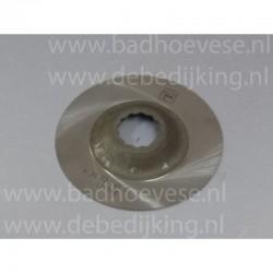 kiezelbak CO Aluminium     80 mm