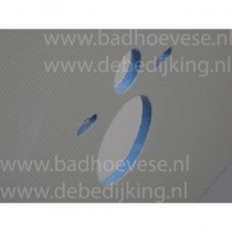 Wedi bouw en tegel element