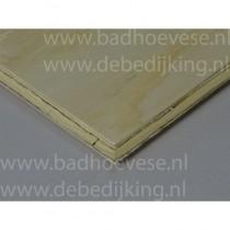 Plaatmateriaal hout