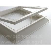 Lichtkoepel ventilatieraam