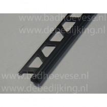 Tegelprofiel PVC Rondec zwart